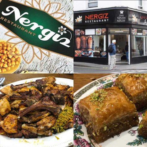 Nergiz Norwich Restaurant Turkish
