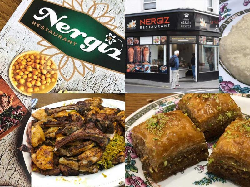 Nergiz Norwich Restaurant Turkish