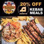 National Kebab Day Adana Iford