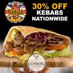 National Kebab Day Halal restaurant DonBurg-Oxford