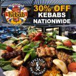 National Kebab Day Halal restaurant Efezade-Mezze-Grill