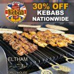 National Kebab Day Halal restaurant Eltham-Grill-House