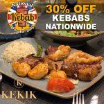 National Kebab Day Halal restaurant London Kekik-Kitchen