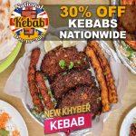 National Kebab Day Halal restaurant Khyber Kebab Cardiff