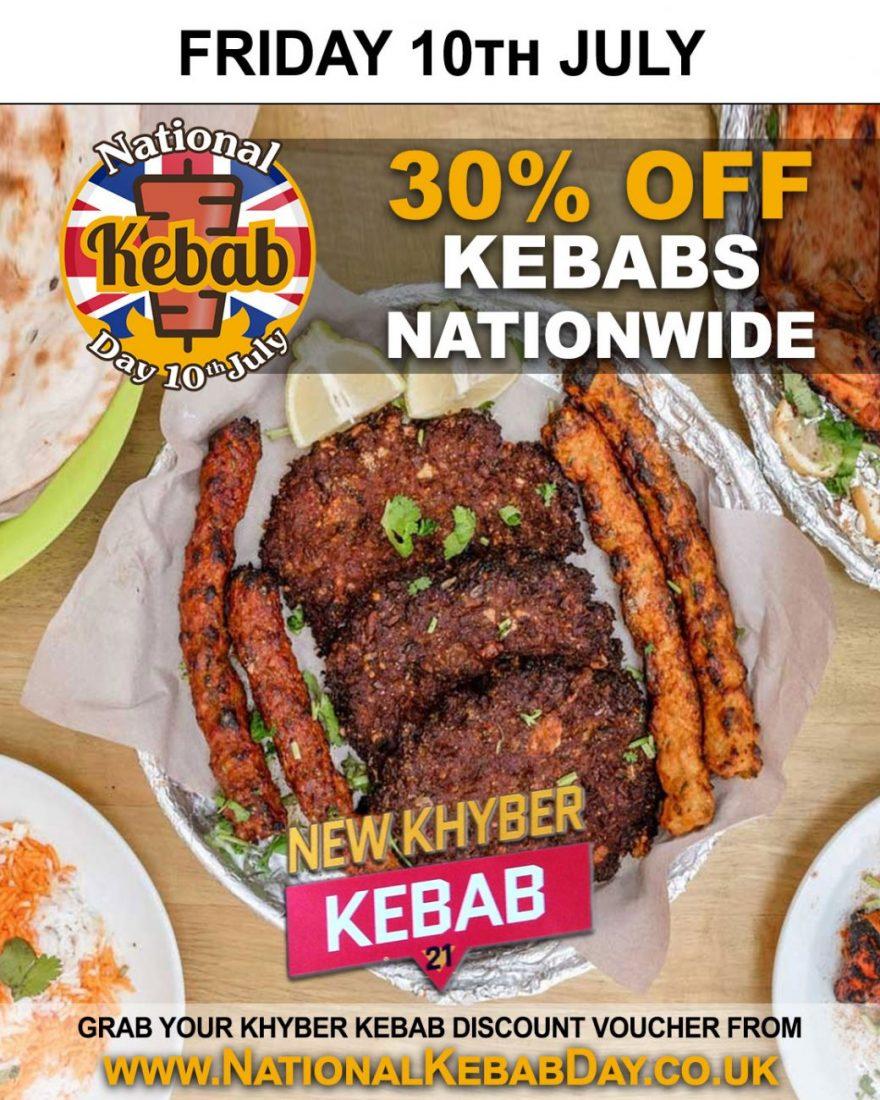National Kebab Day Halal Restaurant Khyber Kebab Cardiff Feed The Lion