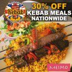 National Kebab Day Halal restaurant Meimo-Windsor