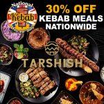 National Kebab Day Halal restaurant Tarshish Wood Green