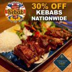 National Kebab Day Halal restaurant Turquoise Kitchenftl