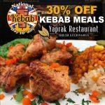 pinner National Kebab Day Halal restaurant Yaprak-Eastcote-London