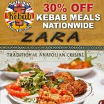 National Kebab Day Halal restaurant Zara Hampstead Heath
