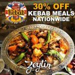National kebab day  Zeytin Greenwich London