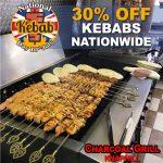 National Kebab Day Halal restaurant  charcoal-grill-knaphill