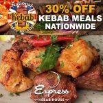 National Kebab Day Halal restaurant express-kebab-house-romford