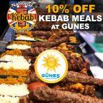 National Kebab Day Halal restaurant gunes walthamstow