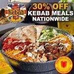 National Kebab Day Halal restaurant halalguys UK Earls Court