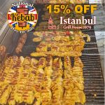 National Kebab Day Halal restaurant istanbul-grill-house