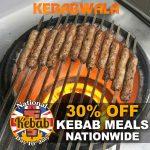 National Kebab Day Halal restaurant kababwala