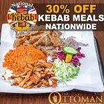 National Kebab Day Halal restaurant The Ottoman diner Ertugrul restaurant
