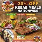 National Kebab Day Halal restaurant  patri artisan Northfields hammersmith Ealing Indian