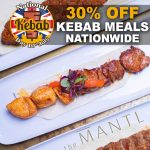 National Kebab Day Halal restaurant the mantl knightsbridge-london