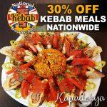 National Kebab Day Halal Restaurant kapadokya barrow