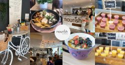Nourish by Nisha Parmar MasterChef Cafe Northwood