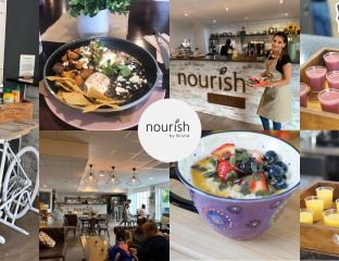 Nourish by Nisha Parmar MasterChef Cafe Northwood