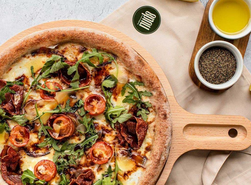Nudo Pizza East Finchley London