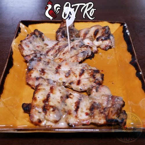 Ostro (Peri Peri) Chicken Cardiff Nandos Halal restaurant