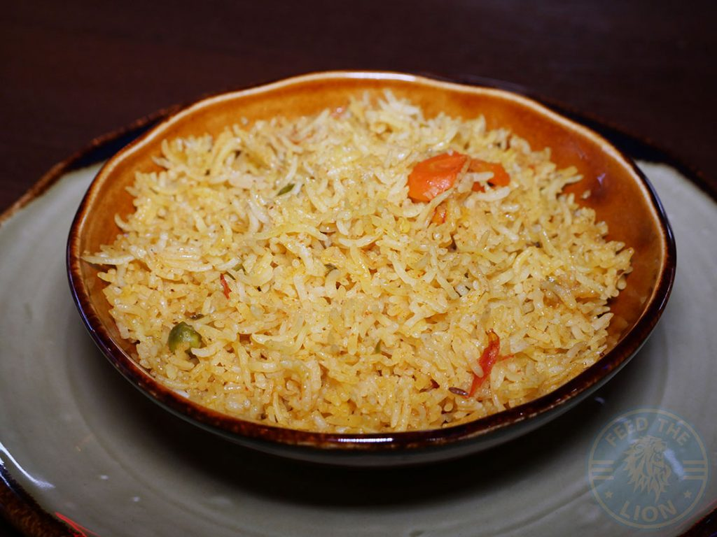 rice Ostro (Peri Peri) Cardiff Nandos Halal restaurant