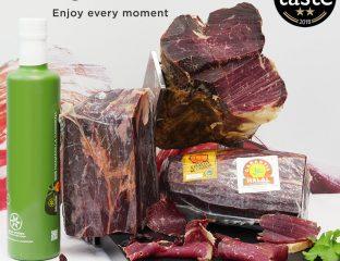 Ojos Foods El Abuelo cured meat Halal spain
