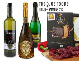 The Ojos Foods Halal Wines Beverages Drinks