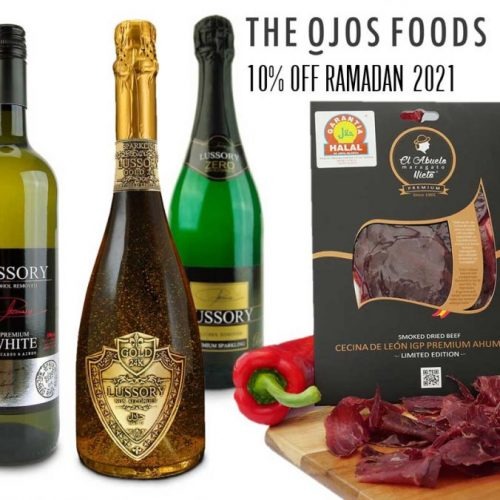 The Ojos Foods Halal Wines Beverages Drinks