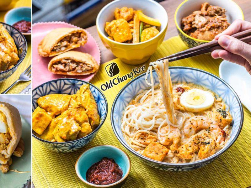 Old Chang Kee Singaporean London Meal Kits