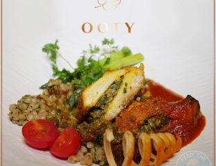 Ooty Indian Baker Street, London Halal restaurant