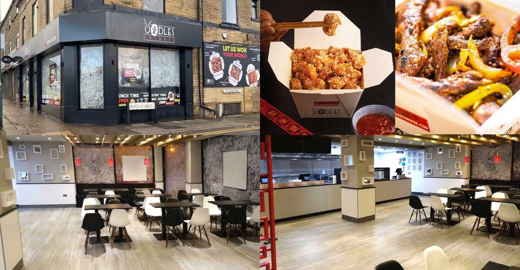 Oodles Chinese Noodles Noodle Bar Bradford