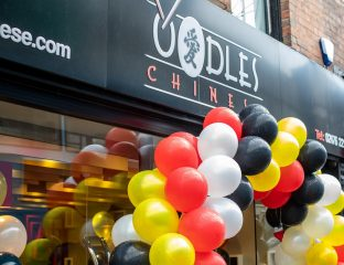 Oodles Chinese Blackburn Noodles Lancashire