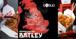 Oodles Chinese Batley West Yorkshire Halal Noodles