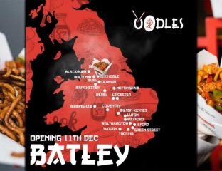 Oodles Chinese Batley West Yorkshire Halal Noodles