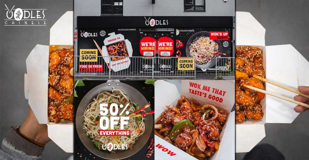 Oodles Chinese Bury Manchester Noodles