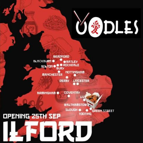 Oodles Chinese Ilford London Noodles