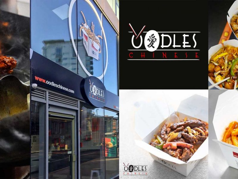 Oodles Chinese Leeds Restaurant