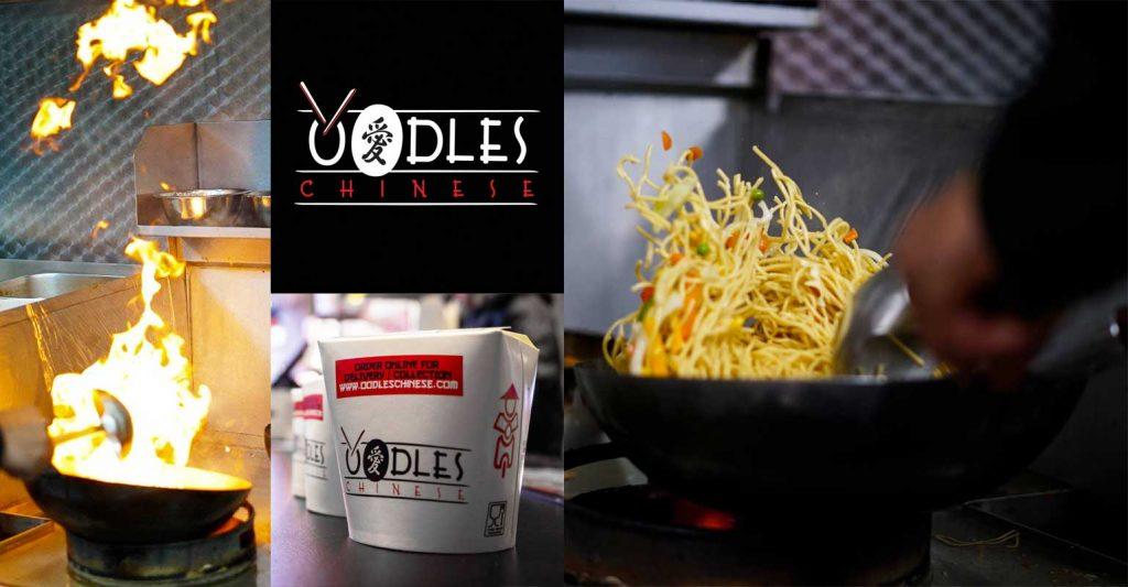 Oodles Chinese Noodle Nottingham Nottinghamshire Halal restaurant