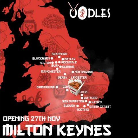 Oodles Chinese Milton Keynes Halal Restaurant
