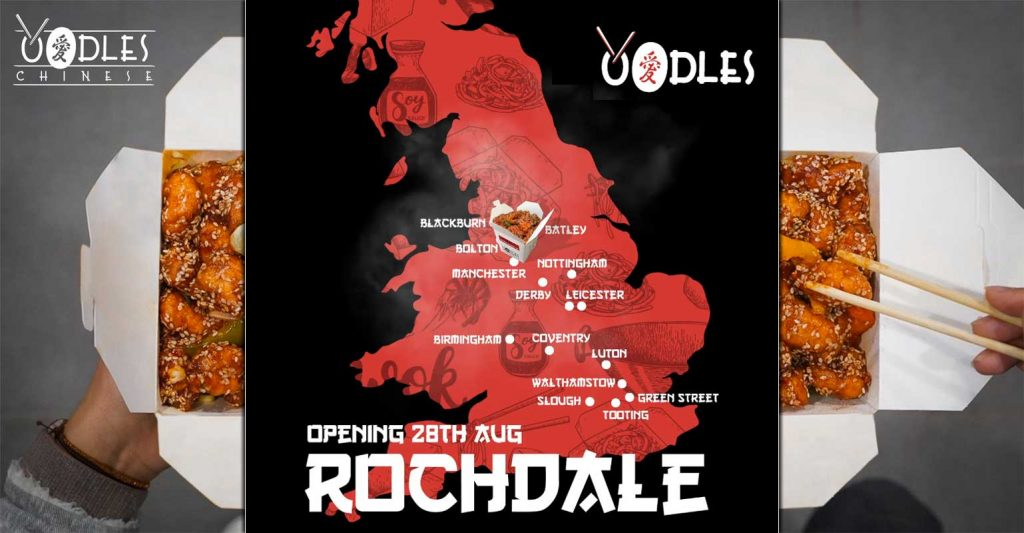 Oodles Chinese Rochdale Noodles Bar Halal
