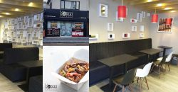 Oodles Chinese Walthamstow London Noodles Bar