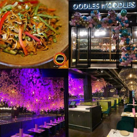 Oodles n'Oodles Manchester Noodles Pan-Asian