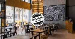 Operation Falafel Restaurant Halal Miso Group London Dubai