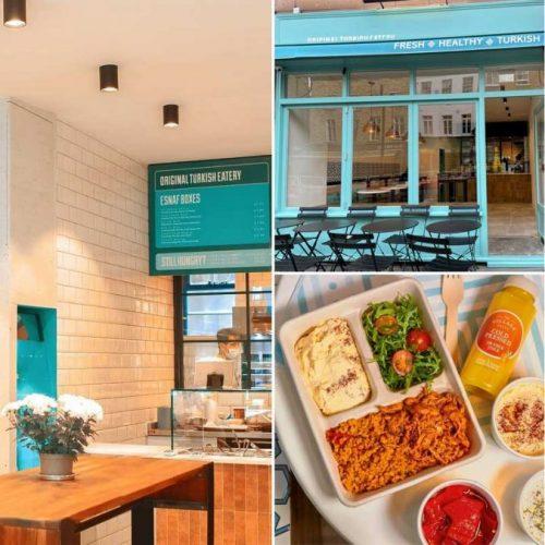 Original Turkish Eatery OTE Halal Restaurant Fitzrovia London