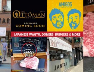 Ottoman Doner Amigos Meat & Eat Wagyu Wolverhampton London